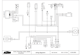 yIlxP4C 2003 450 exc start button wiring question dbw dirtbikeworld on ktm 450 exc wiring diagram