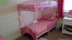 Princess Bed Toddler Diy
