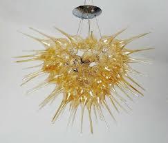 hand blown glass plates oval chandelier modern grey chandelier geometric chandelier lighting sphere chandelier