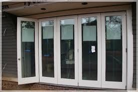 folding patio doors. Best Accordion Glass Doors Patio And Folding , Exterior Bi Fold