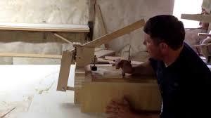 diy kreg foreman style benchtop pocket hole machine you