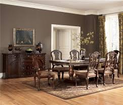 North Shore Living Room Set Millennium North Shore Traditional Demilune Bar With Marble Top
