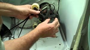 installing a dryer belt