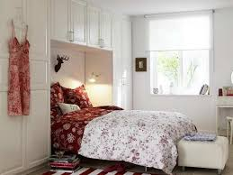 bedroom furniture for small rooms. Collect This Idea Photo Of Small Bedroom Design And Decorating - Red White Furniture For Rooms