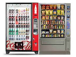 Modern Vending Machines Magnificent History Of Vending Machine Steemit