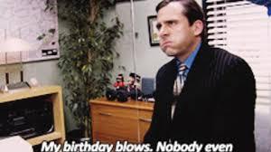 Office Birthday Sad Happy Birthday Gif Find Share On Giphy