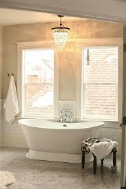 nice crystal chandelier for bathroom 1000 images about master bathroom on master bath residence decor