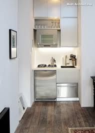 Small Picture 10 Tiny Micro Kitchens for Small Space Living Theydons Lifestyle