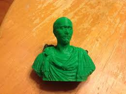 Julius Caesar Pencil Holder Extraordinary 60D Printed Et Tu Plumbum Julius Caesar Pencil Holder By