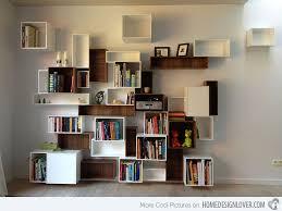 15 cube and rectangular shelving 14