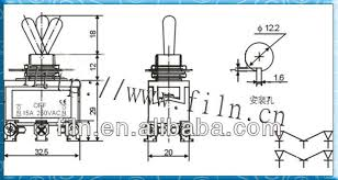 electrical pin way on off on momentary toggle switch vac electrical 6 pin 3 way on off on momentary toggle switch 125vac