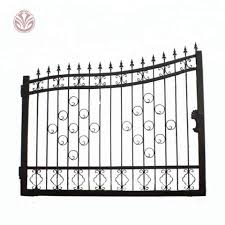 Wrought Iron Designs Indian House Laser Cut Wrought Iron Main Driveway Gate Design Buy Iron Pipe Gate Design New Design Iron Gate Latest Main Gate Designs Product On