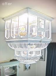 diy chandelier ideas and project tutorials diy birdcage chandelier easy makeover tips rustic