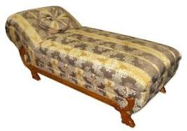 vintage fainting couch. Image Is Loading Vintage-Fainting-Couch-Recamier-American-2289 Vintage Fainting Couch