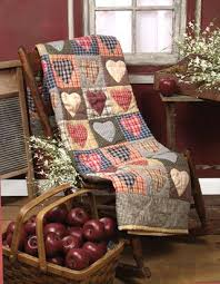 Americana Bedding Americana Country Quilts – boltonphoenixtheatre.com & ... Americana Country Quilts New Primitive Country Folk Art Heart Quilt  Americana Tan Blue Red Patchwork ... Adamdwight.com