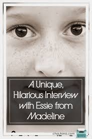 A Unique, Hilarious Interview with Essie from Madeline | Chautona Havig
