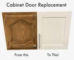 cabinet door replacement n hance wood