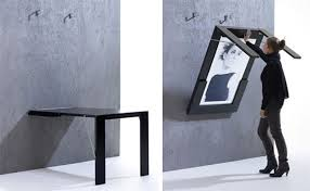 furniture that saves space. foldup picture table furniture that saves space