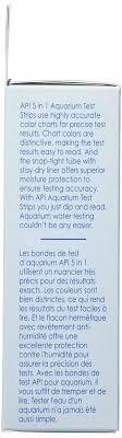 Api 5 In 1 Aquarium Test Strips 25ct
