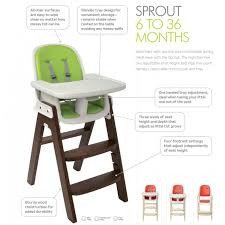 oxo tot sprout. Perfect Oxo OXO Tot Sprout Chair  With Oxo O