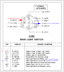 lamp wiring diagram 1996 ford f series ford think wiring diagram ford wiring diagrams