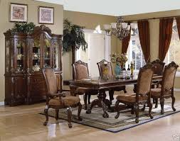 elegant dining room sets. Very Classic Dining Room With Wood Furniture Sets Home Interior Elegant Tables A