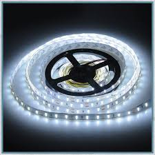 Cool White Led Tape Light 12v Cool White 5 Metre Waterproof Led Lighting Strip