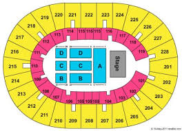 City Bank Coliseum Tickets And City Bank Coliseum Seating