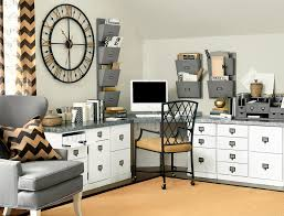 home office flooring. Luxury Home Office Decorating Ideas With White Desk And Wooden Floor Using Cream Colored Carpet Flooring V