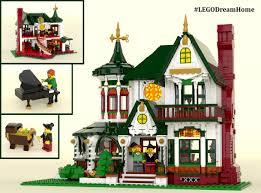Lego Full House Lego Ideas The Victorian Dream Home
