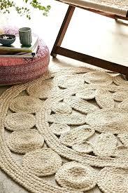diy burlap rug diy woven jute rug plum bow flora braided jute round rug diy painted jute rug