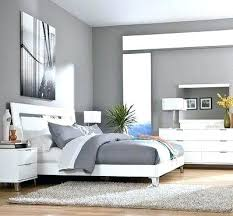 bedroom furniture paint color ideas. Grey Color Bedroom Paint Ideas For White  Furniture Contemporary With E