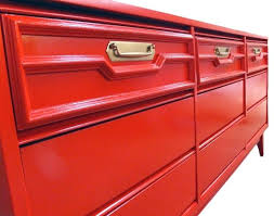 red lacquered furniture. Red Lacquer Furniture At Home Lacquered Chest Mid Century Is Hot Chinese .