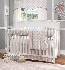 decorating extraordinary baby girl crib bedding lizandroo bbpink 4pc baby girl crib bedding sets