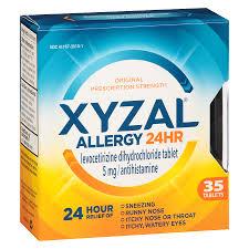 XYZAL Allergy Medicine | Walgreens