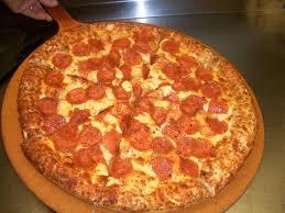photo of round table pizza galt ca united states big vinnie pepperoni