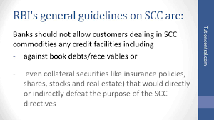 Selective Credit Control Scc Top Questions For Banking