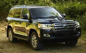 Toyota Land Cruiser - Overview - CarGurus