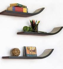 Curved Wall Shelves Elegant Wall Shelves Design Inspirations .