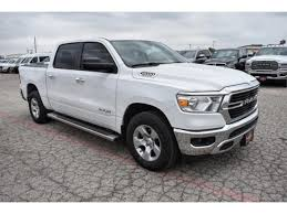 New 2019 Ram 1500 Crew Cab Bright White For Sale in San Angelo ...