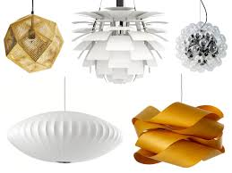 delicious modern pendant lamps for the dining room – design