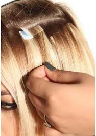Tape Hair Extensions Bournemouth Tape In Hair Extensions