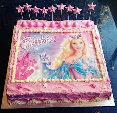 Barbie Happy Birthday Cake Brithday Cake