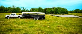 """livestock flatbed trusstranâ""""¢ specialty trailers stoll flatbed trailers"""