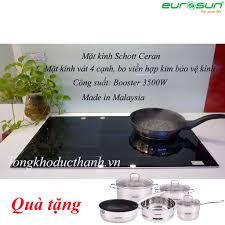 Bếp từ Eurosun EU-T715Pro mặt kính Schott Ceran - Siêu thị Nhà bếp Đức Thành