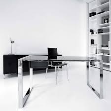office desks cheap. Amazing Office Desks Cheap Design : New 13765 Beautiful White Glass Fice Desk S Liltigertoo Decor