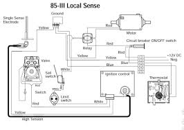 hydro flame wiring diagram wiring diagram