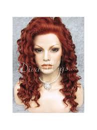 Auburn Hair Color Wigs Best Hair