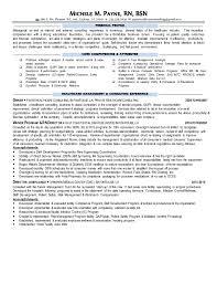 Picu Registered Nurse Resume Archives Elephantroom Creative