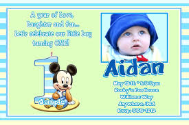first birthday invitation card template new baby boy st birthday party invitations template st birthday of first birthday invitation card template new of